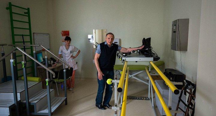 Клинико реабилитационный центр