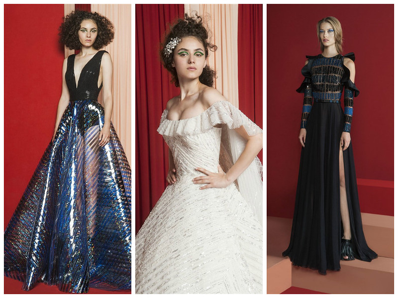 Rami Kadi Haute Couture осен…