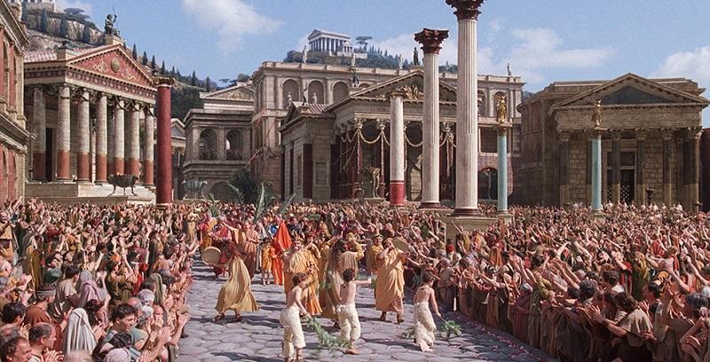 10 занимательных фактов о Древнем Риме