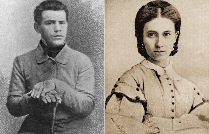 Лев Толстой и Софья Берс: полвека войны и мира