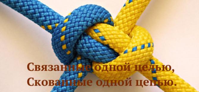 Граждане Украины: «Россия на…