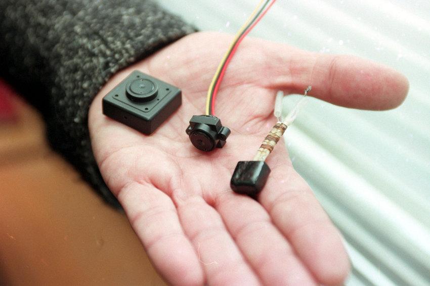 Стоимость работ по поиску подслушивающих устройств