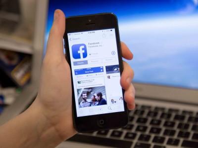 Пользователи Facebook поставили рекорд по посещениям с мобильных устройств