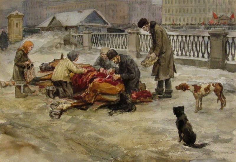 Запретное искусство. Революция глазами художника-очевидца живопись, история, россия