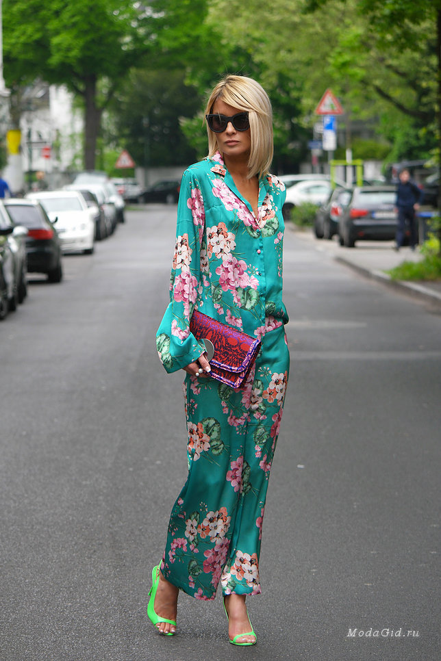Модель и блогер Gitta Banko