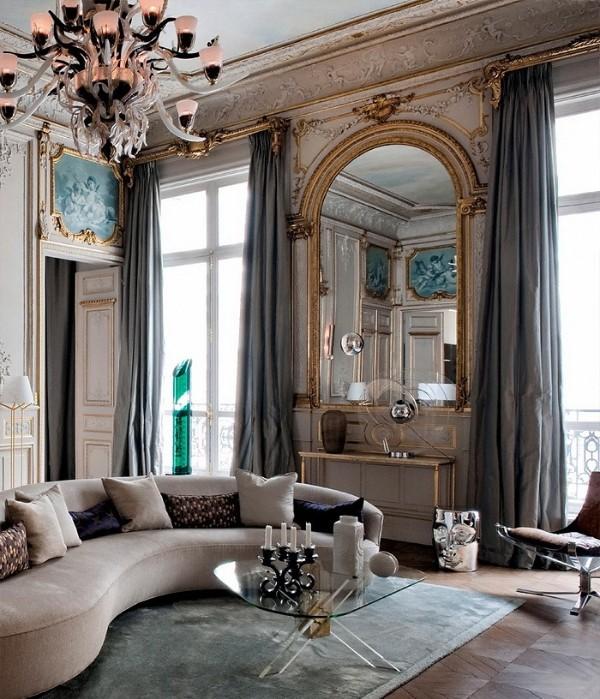Дом во французском стиле — романтика и простота (69 фото-примеров)