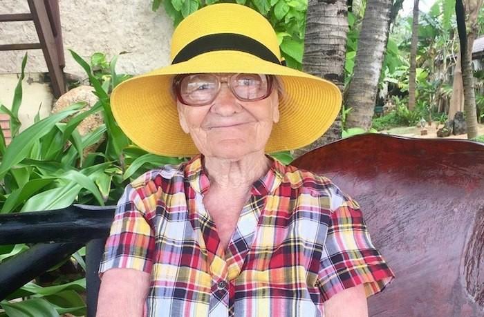 Баба катя-путешественница