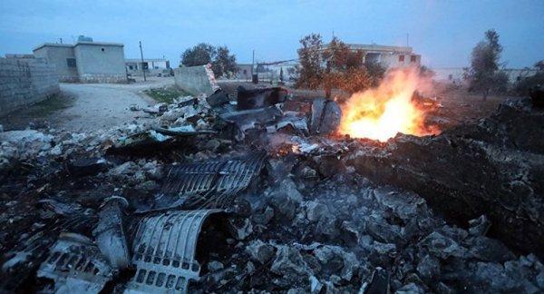 Анализ ситуации со сбитым самолётом