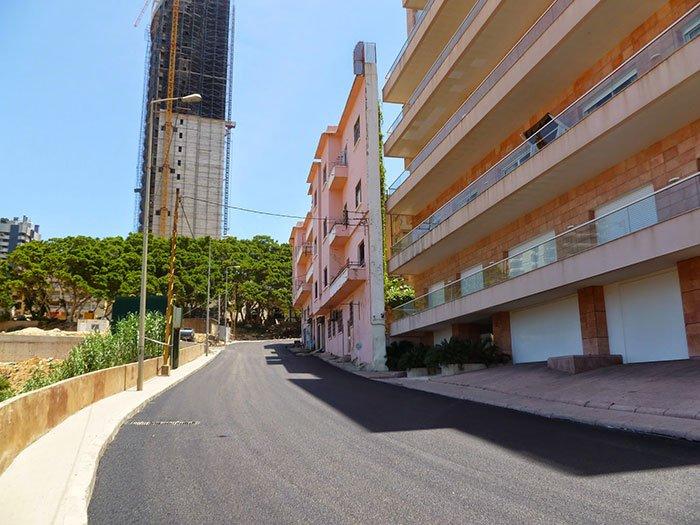 Самый узкий дом в Бейруте