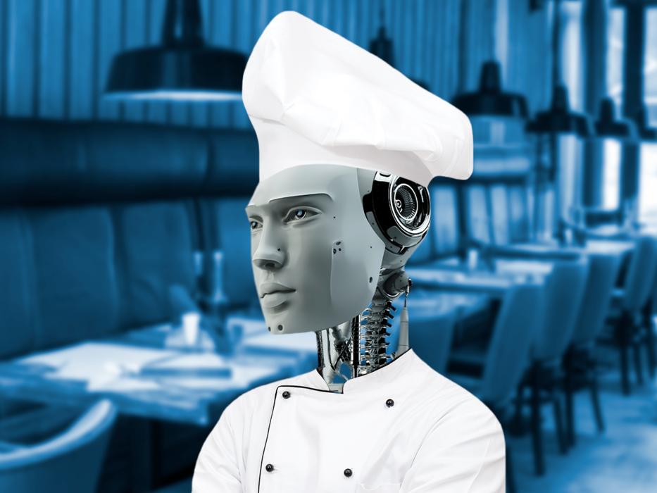 Единственный в мире робото-р…