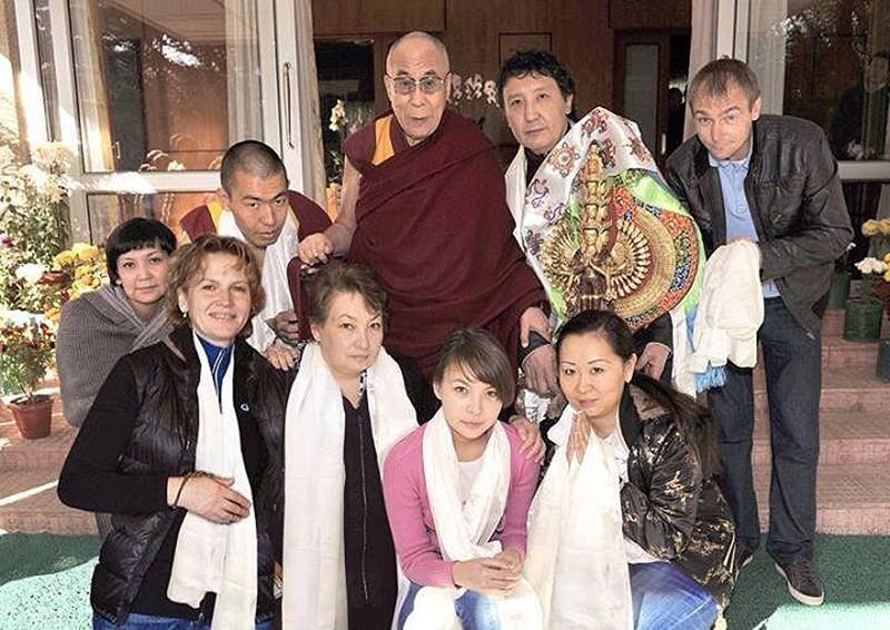 Gangsen02 Снежные львы: из Тибета в Казахстан