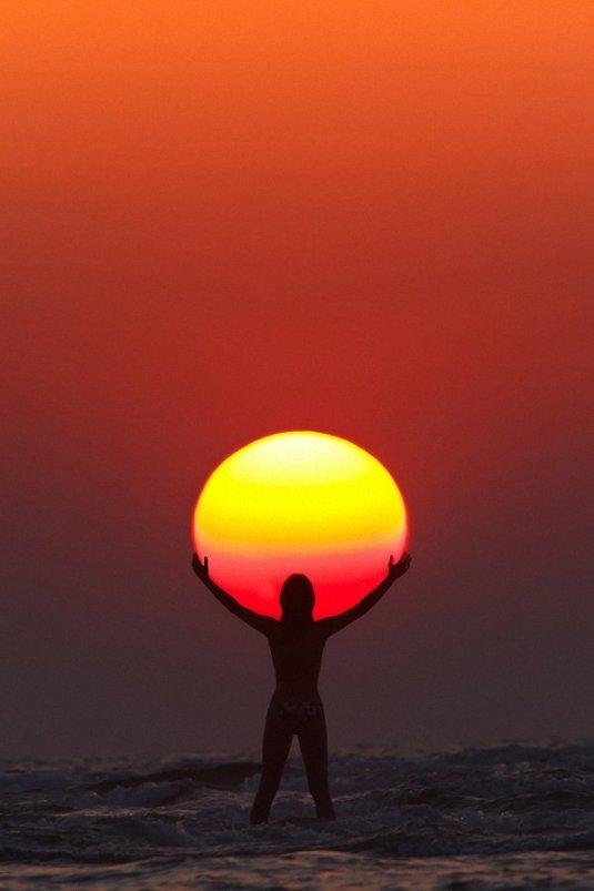 Рассветы и закаты в фотографии