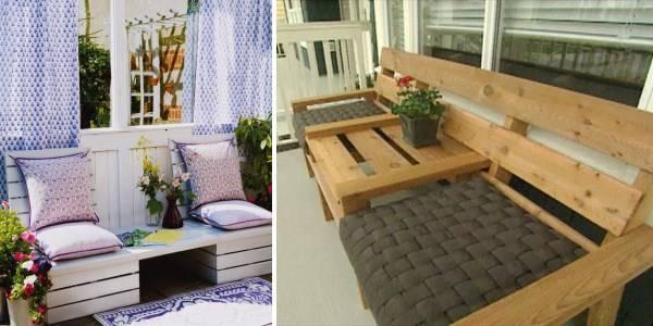 Мебель и декор длЯ балкона. обсуждение на liveinternet - рос.