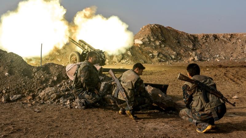 ИГИЛ: армия Сирии отрезала последний путь отступления боевиков из Аль-Баба