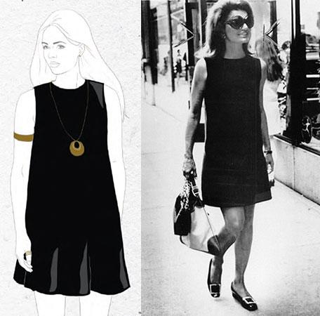 Выбираем фасон маленького черного платья