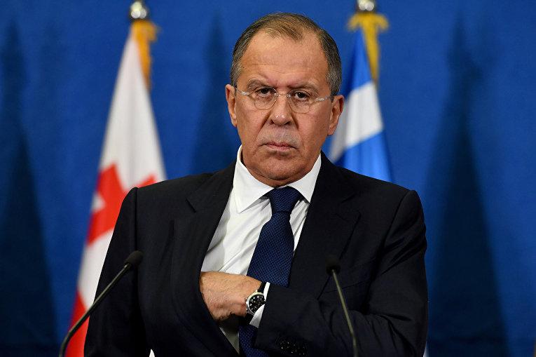 Лавров рассказал о террористической угрозе под Идлибом