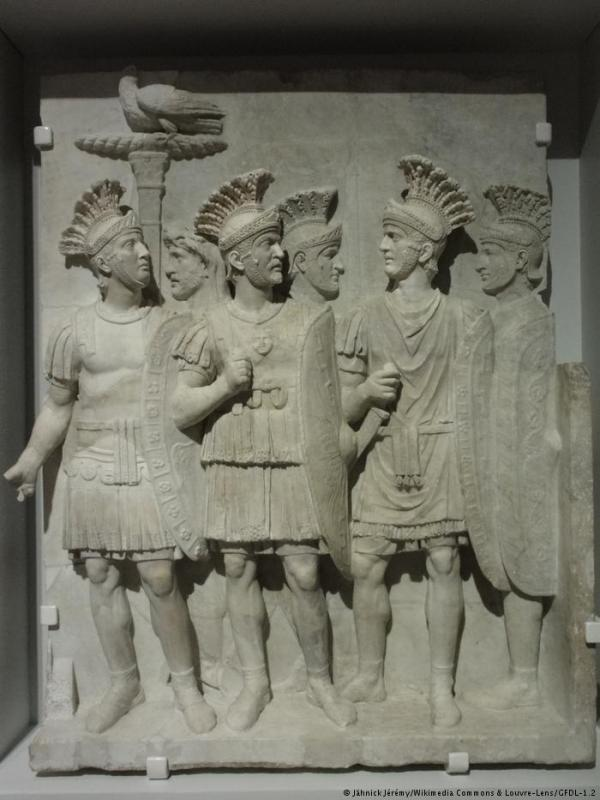 Кто были первыми телохранителями в истории