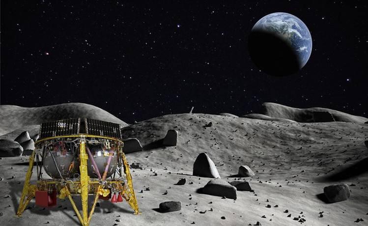 Израильский зонд ведёт к Луне учёный из СССР, не верящий в эволюцию