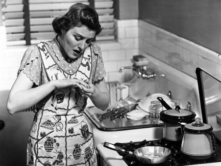 7 ошибок, которые мы совершаем на кухне