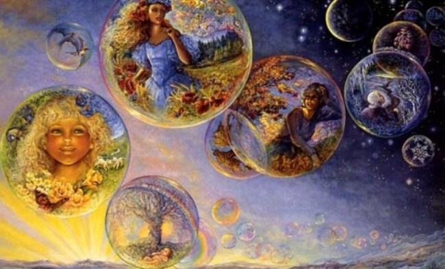 Реинкарнация – путешествие души в потусторонний мир