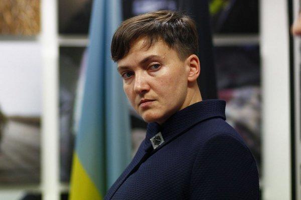 Доказательства против Саакашвили инсцинировка - Савченко