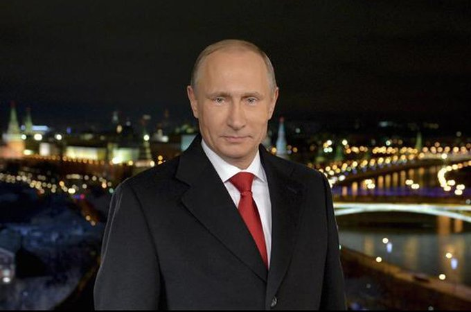 Иностранцы о поздравительной речи Владимира Путина в 2018 году