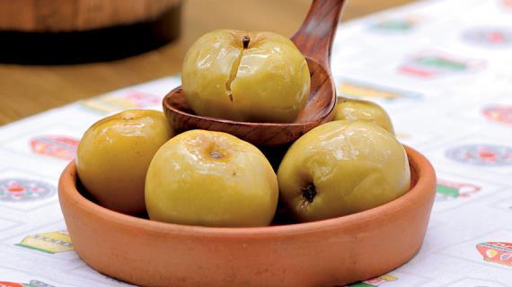 Квашеные яблоки в домашних условиях в банках
