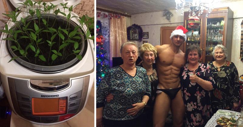 Как живут пенсионеры в России: кутеж, случайные связи и полный отрыв