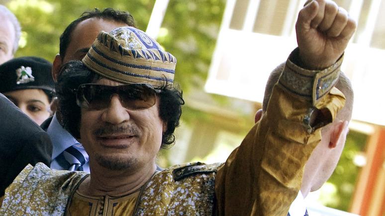 Afrigatenews, Ливия:   Ливия так и не увидела своего нового рассвета