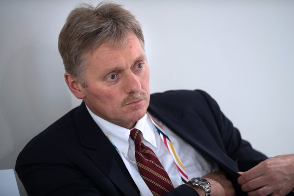 Песков ответил на слова Тиллерсона о Крыме