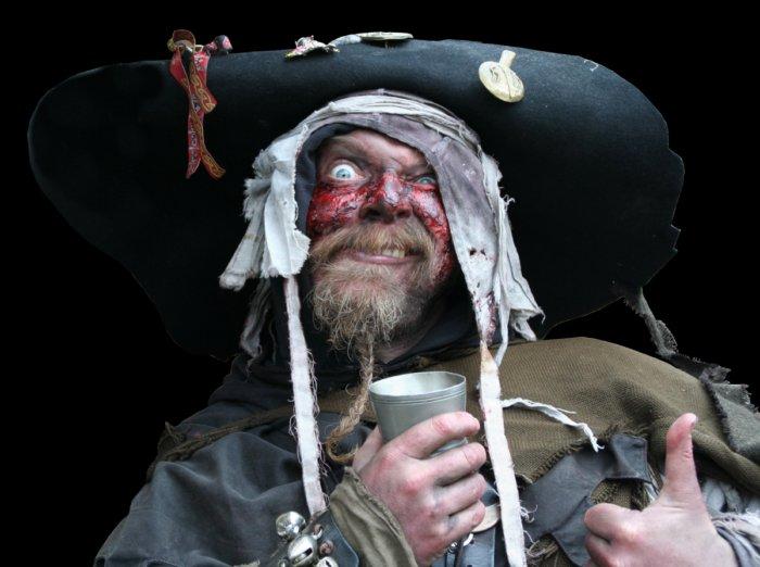 Были ли пираты в России?