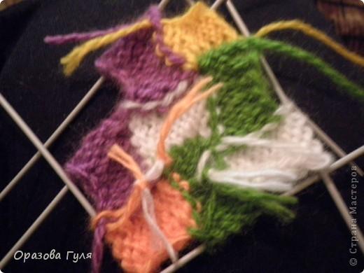 Гардероб Мастер-класс Вязание спицами Носки плетенкой мастер-класс Пряжа фото 28