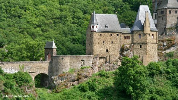 Предзамковые укрепления (Vorburg)