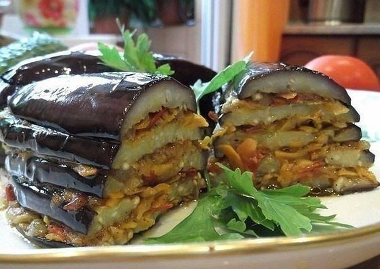 3 самых вкусных блюда из баклажанов…
