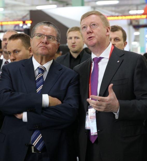 Чубайс рассказал о «поразительном достоинстве» Алексея Улюкаева
