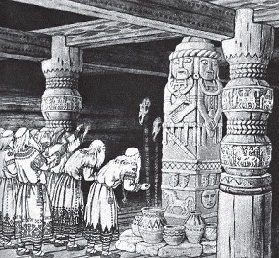 Каким богам молились древние славяне?