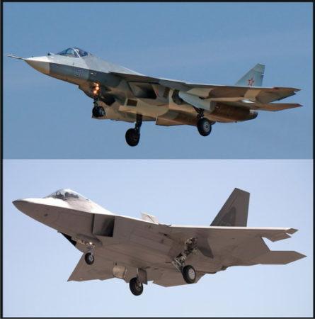 Новый российский стелс-истребитель превосходит американский практически во всем
