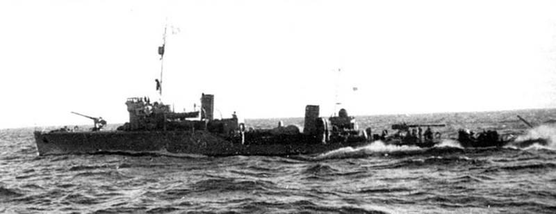 Черноморский судостроительный завод: лидеры эсминцев и подводные лодки