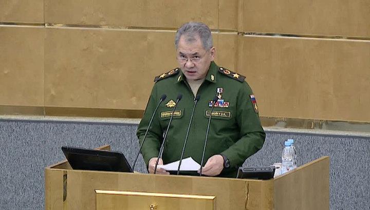 Шойгу: от ядерного удара Россию защитит радиолокационное поле на границе