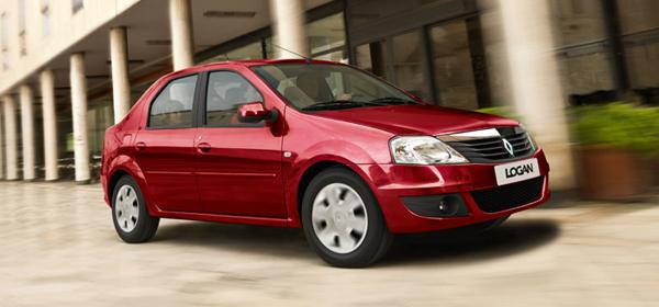 Renault снова будет продавать старый Logan с «автоматом» на российском рынке