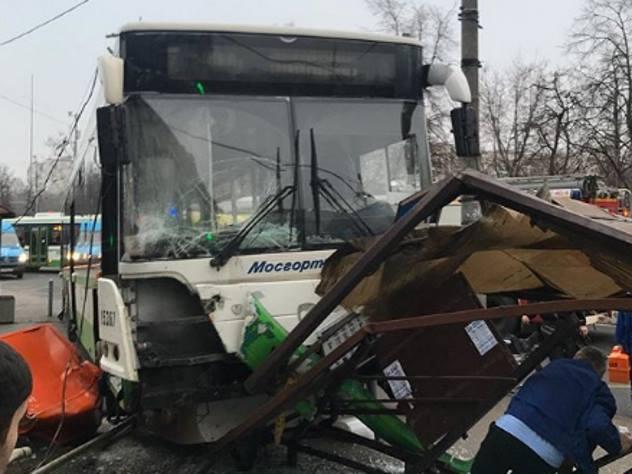 Медики рассказали о состоянии пострадавших в ДТП на «Сходненской»