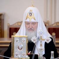 Патриарх Кирилл: «Мы должны возблагодарить Господа за все, что сегодня происходит в нашем Отечестве»