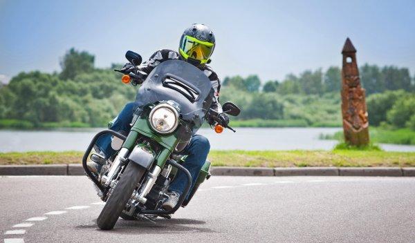 UberHarley — Harley-Davidson FLHRSE5 CVO Road King - Фото 2
