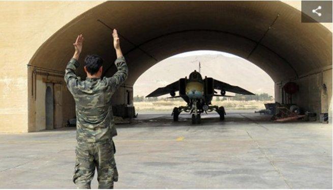 В США заявили, что РФ и Сирия по ошибке нанесли удар по арабской коалиции