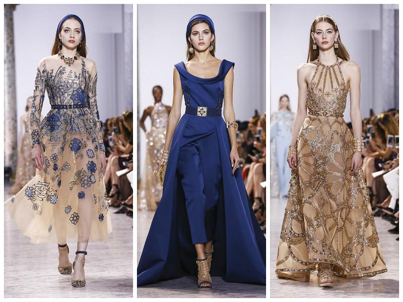 Elie Saab Haute couture весн…