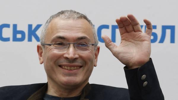 Ходорковский сливает штабы р…