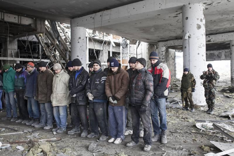На Украине уверены, что «русских киборгов» не бывает