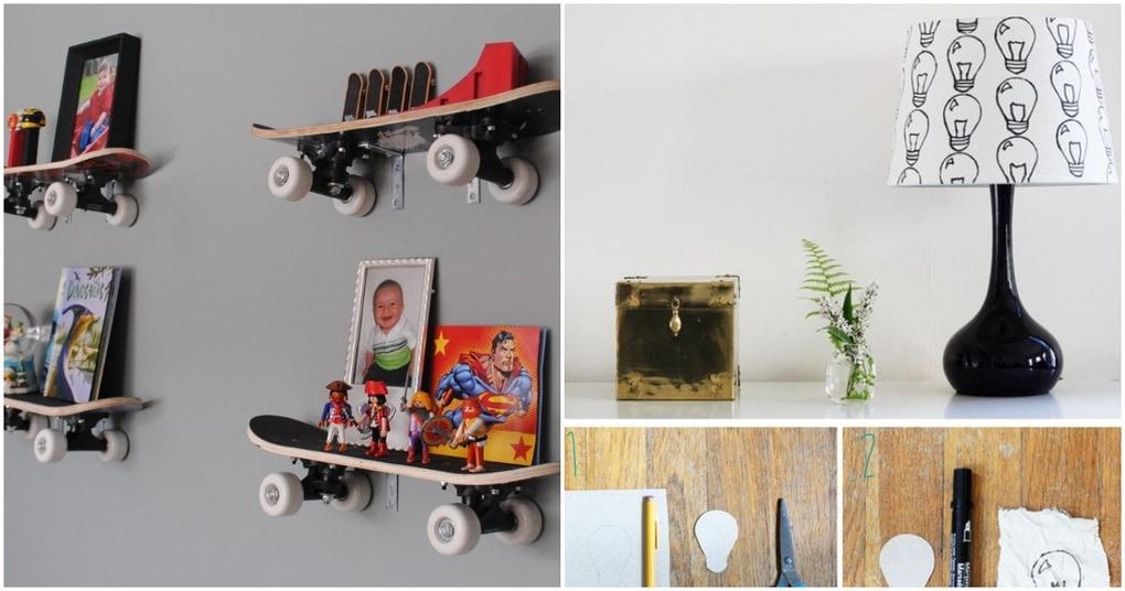 Бюджетный декор для оформления комнаты: оригинально, просто и со вкусом
