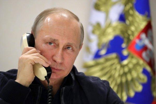 Путин заставил Порошенко проглотить язык