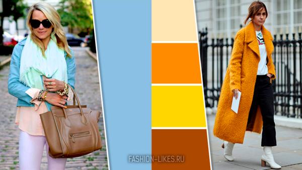 Минус 5 лет — легко: цвета в одежде, которые работают не хуже пластического хирурга